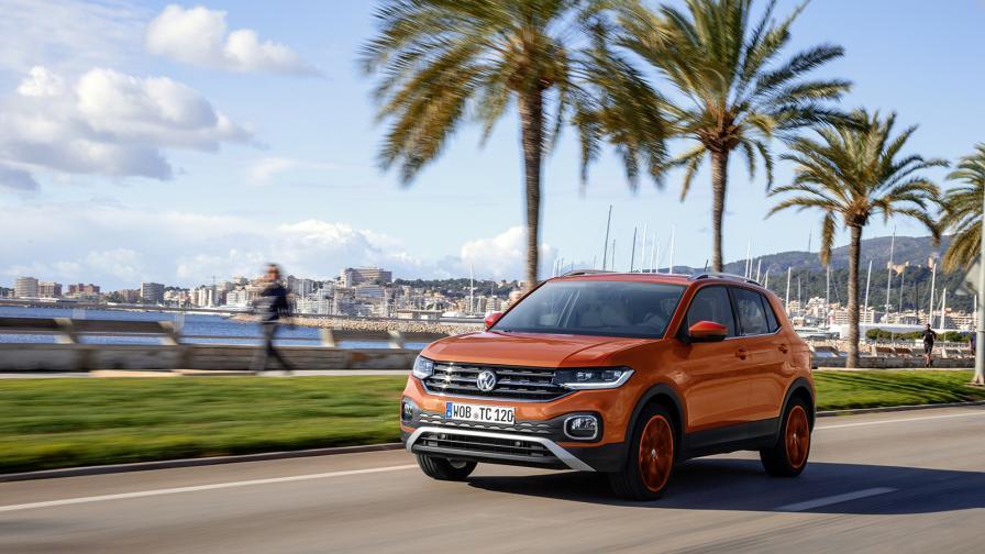 <p>VW T-Cross: Polo(во) съзряване (тест драйв)</p>