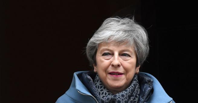 Британският премиер Тереза Мей заяви пред депутатите, че може да
