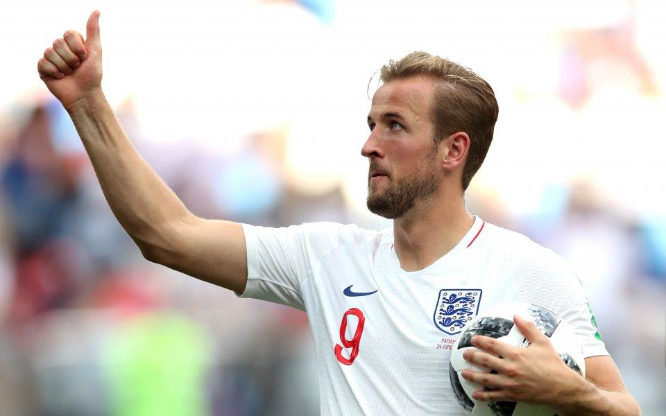 Хари Кейн попадна в състава на  Англия за финалите в Лигата на нациите