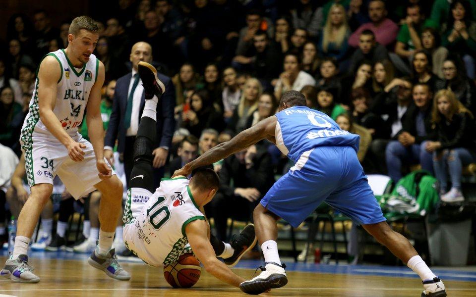 Финалът в бг-баскетбола стартира в деня на Левски - ЦСКА