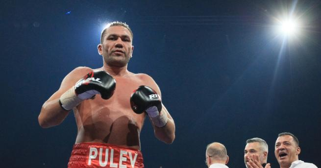 Любопитно Кубрат Пулев: Надявам се на мач с Джошуа до