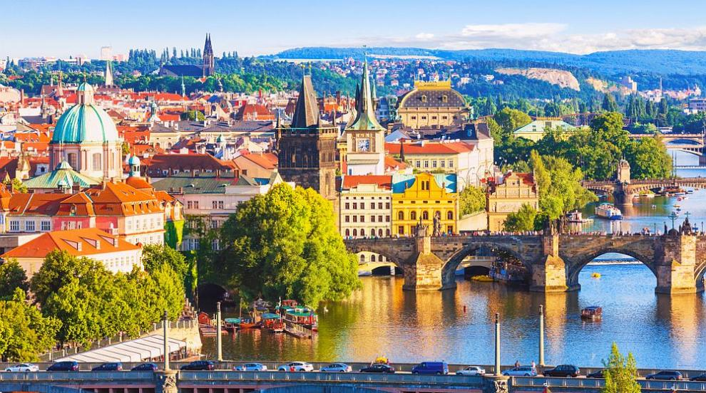 Най-горещото лято в историята на Прага е тази година