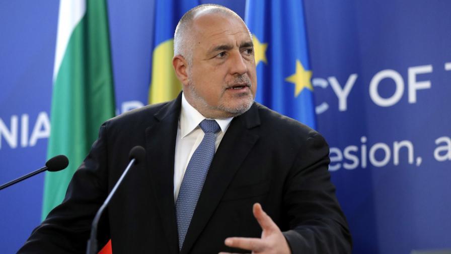 Полицията проверява заплахи за Борисов