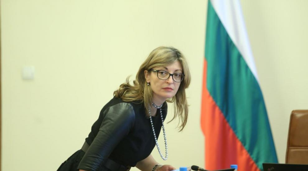 Екатерина Захариева: Трябва да ускорим изграждането на транспортен...