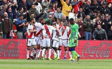 Испанският футбол се подновява по-рано с мач от едно полувреме