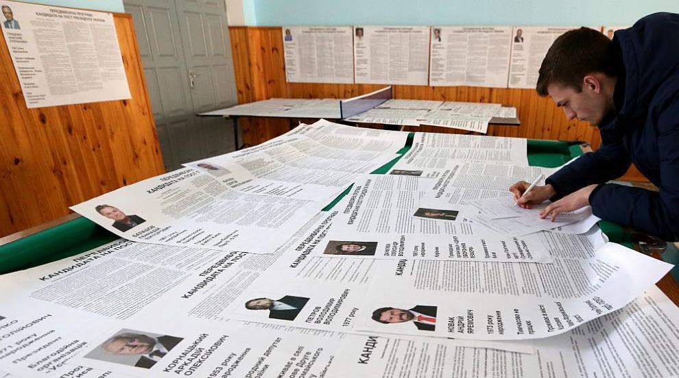 Кой ще е следващият президент на Украйна?