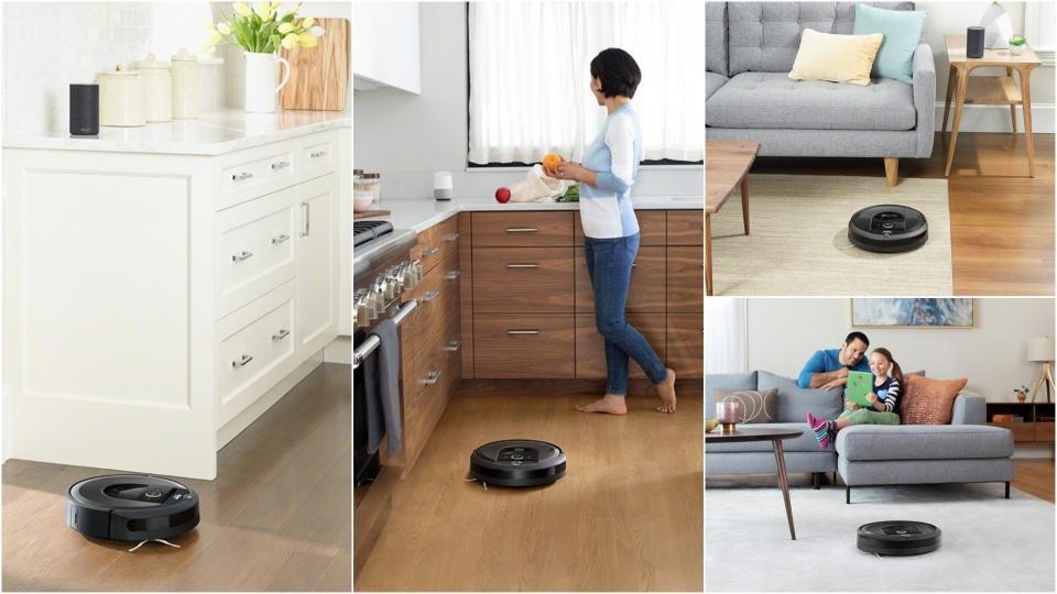 Вълшебен помощник чисти сам дома ни