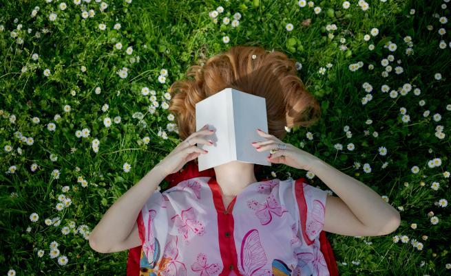 Книгите, които да прочетем през април