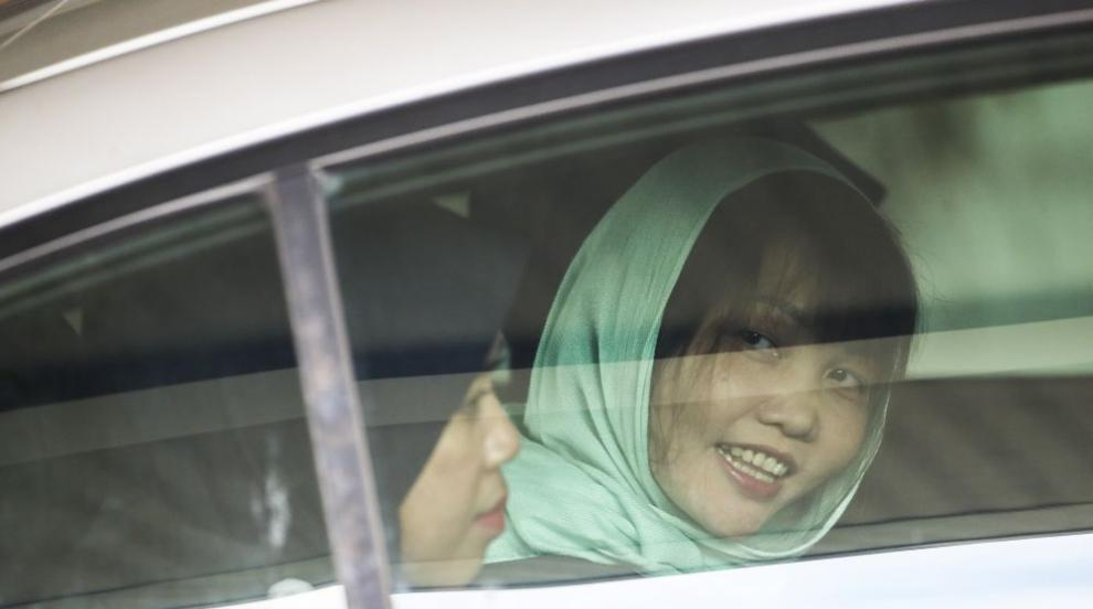 Осъдиха виетнамка на 3 годиин затвор за убийството на Ким Чен-нам