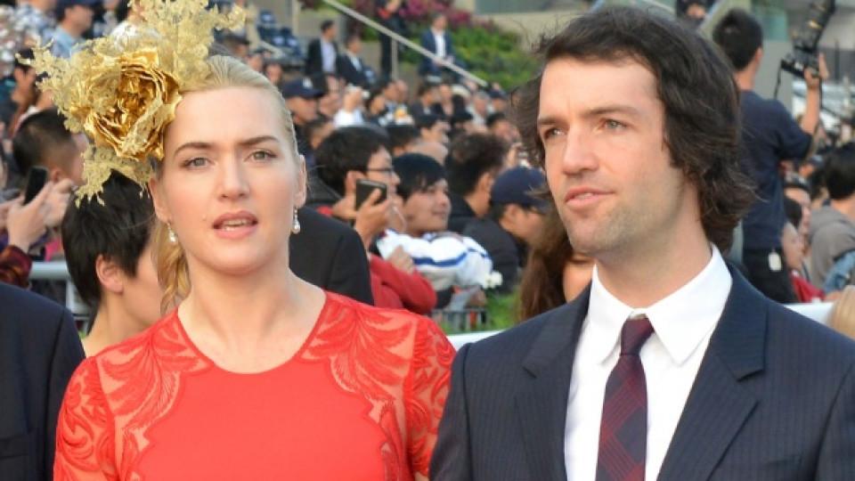 Кейт Уинслет и съпругът ѝ Нед