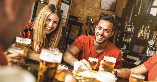 Бирата е определяна като най-масовата и най-често консумираната алкохолна напитка
