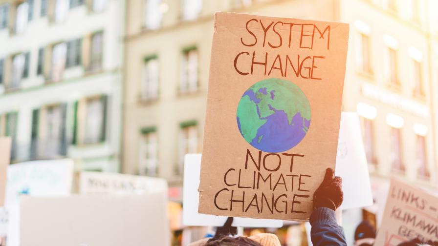 <p>Изнесоха шокиращи данни за глобалното затопляне</p>