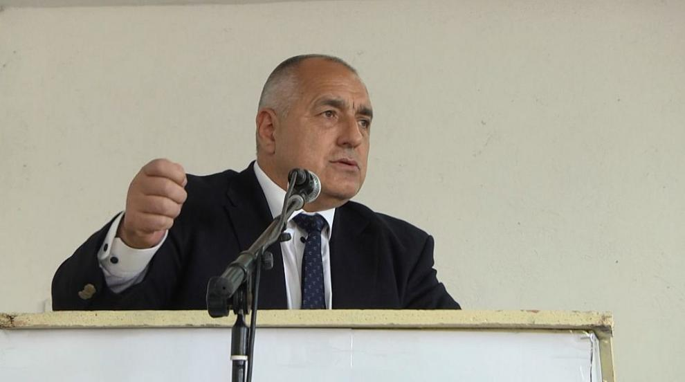 Премиерът Борисов: С построяването на