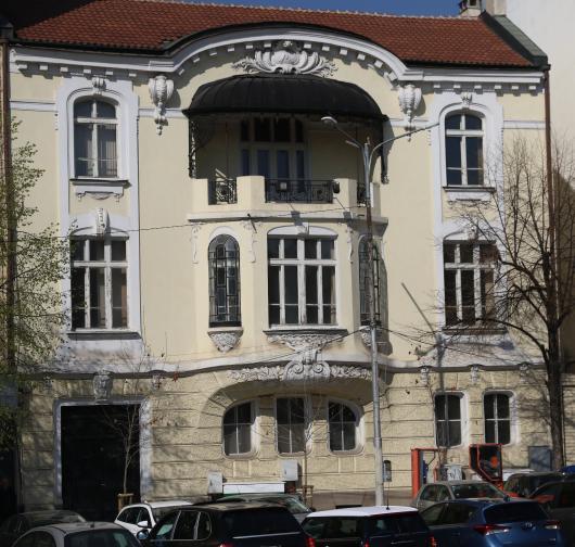 софия сгради