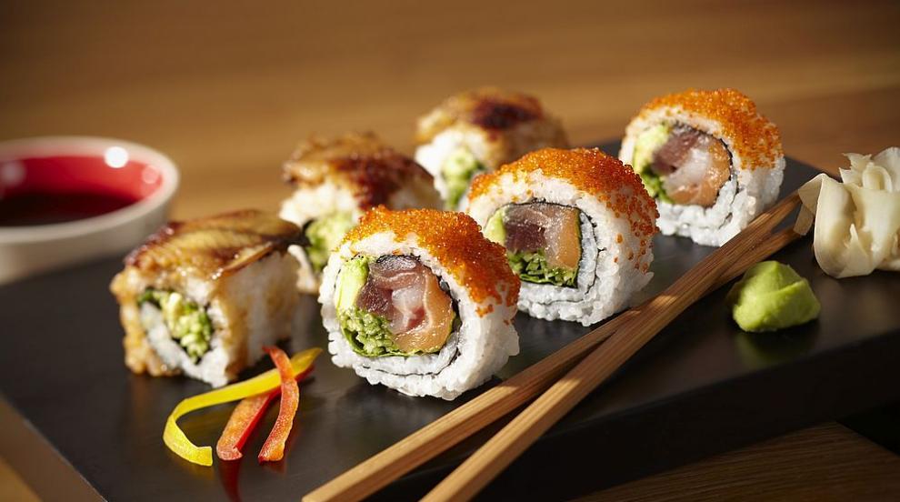 Кои са най-популярните видове суши? (ВИДЕО)