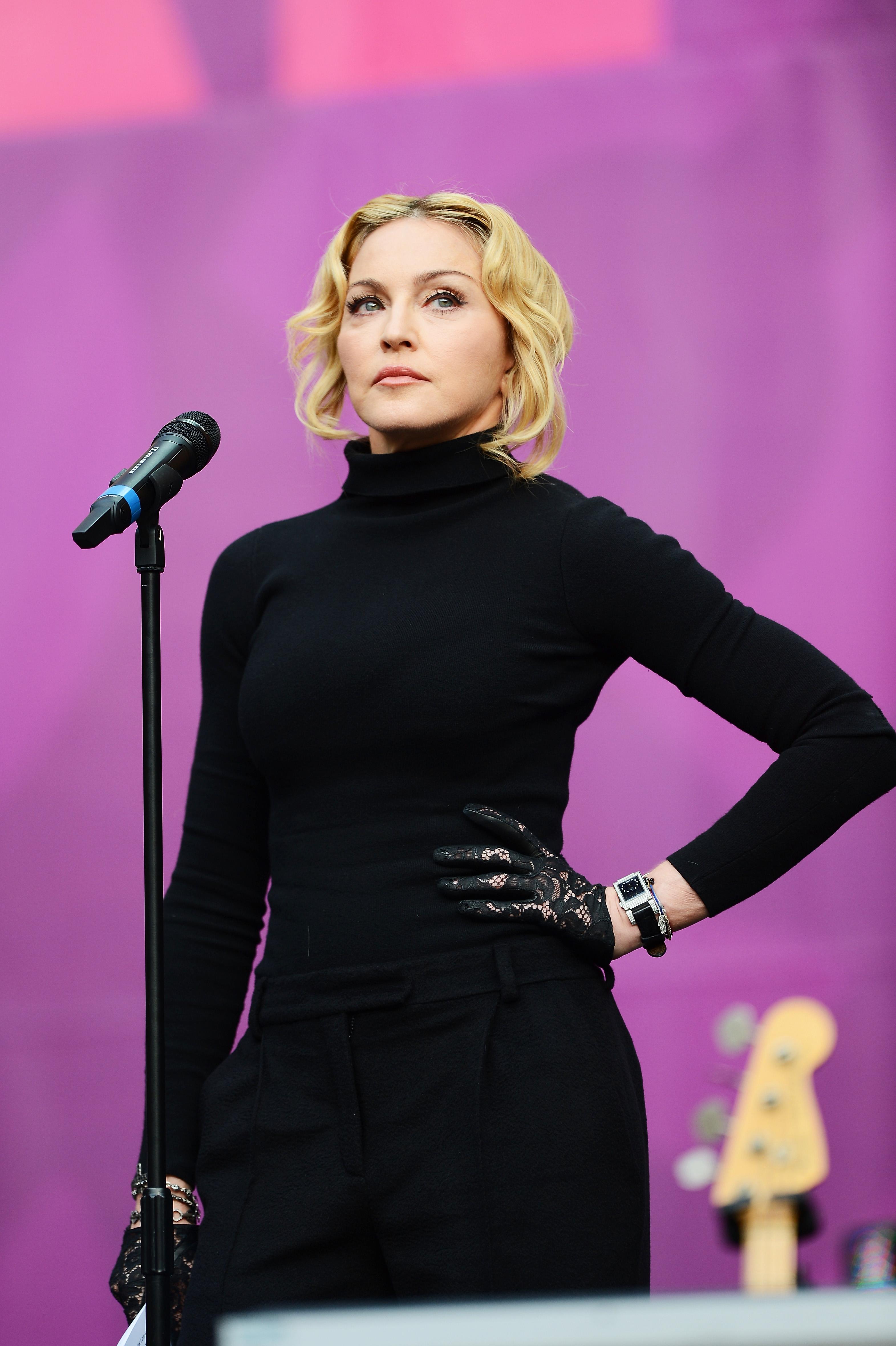 Мадона - 60