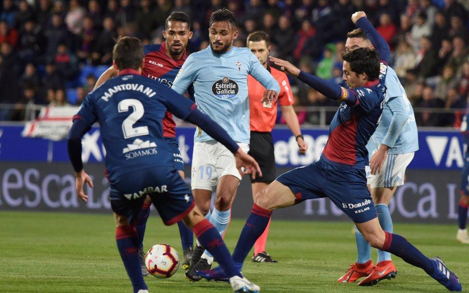 Селта се забърка в нов голов екшън в Ла Лига