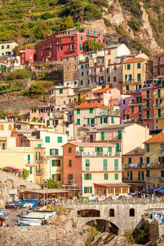 Манарола Италия