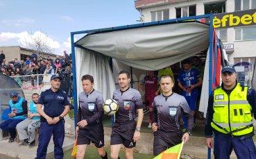 Повериха дербито на 12-ия кръг във Втора лига на пловдивчанин