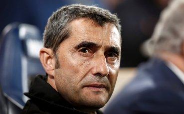 Валверде остава в Барса, въпреки краха за купата