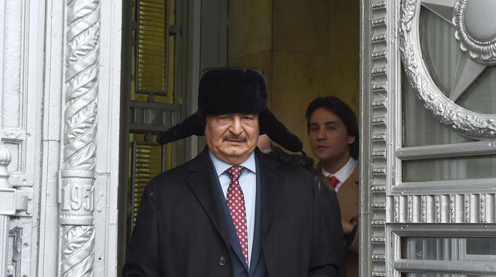 Депутати от Източна Либия отказаха да участват в преговорите в Женева
