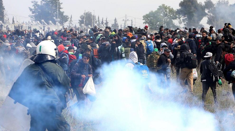 България отпуска 200 000 евро за справяне с миграцията в Европа