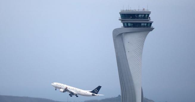 Пътническите полети на международното летище
