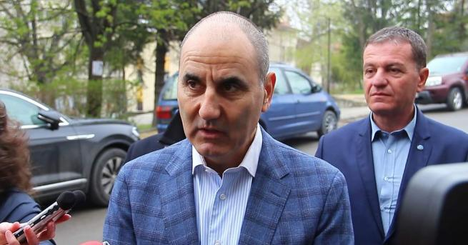 Според Цветан Цветанов кметът на София - Йорданка Фандъкова е