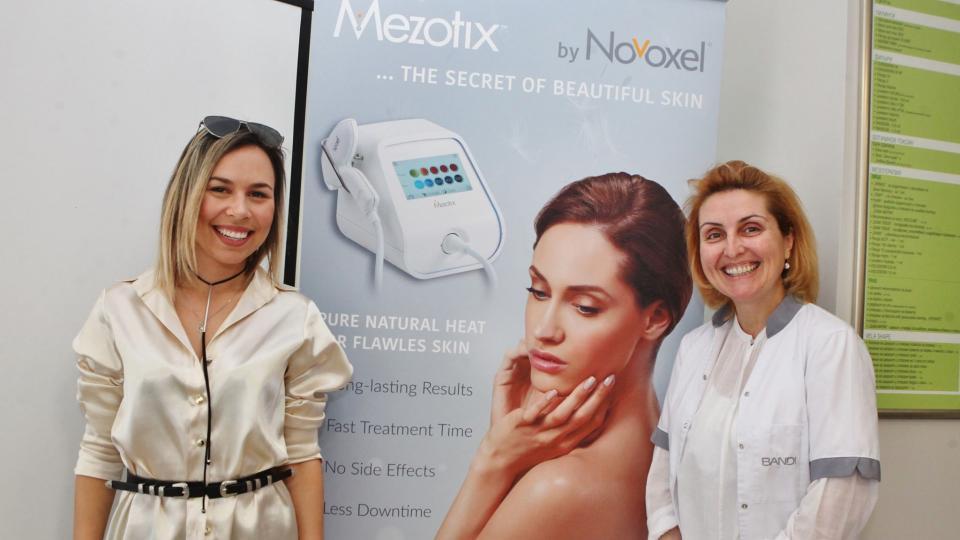 Нова процедура изглажда кожата като с ютия за минути