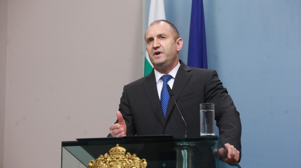 Румен Радев ще се срещне с представляващия ВСС