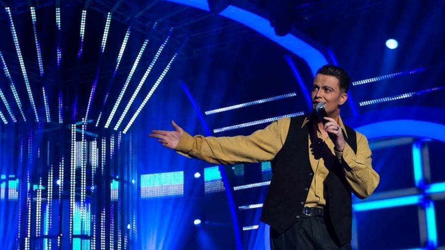 Стефан спечели зрителите с изпълнение на Георги Христов