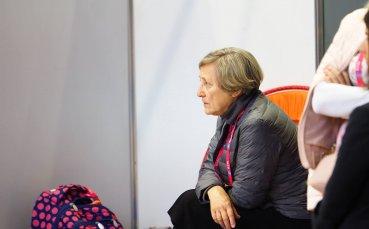 Нешка Робева с разтърсващи думи за руините на ЦСКА