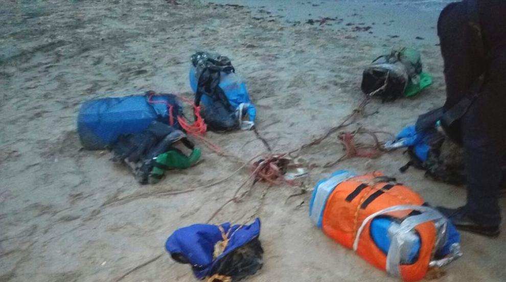 Предупреждават: В морето край Шабла може да има още кокаин, хората да са...