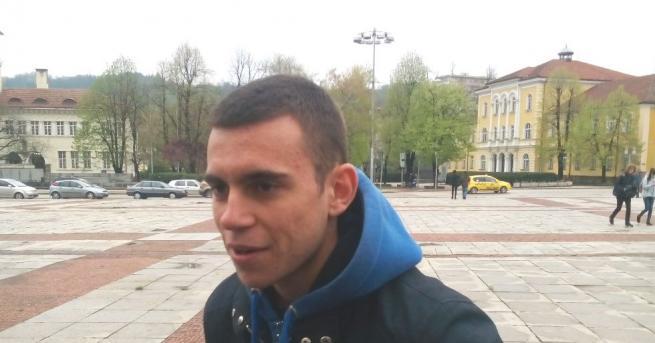 Даниел Ненов е един от свидетелите на побоя в магазин