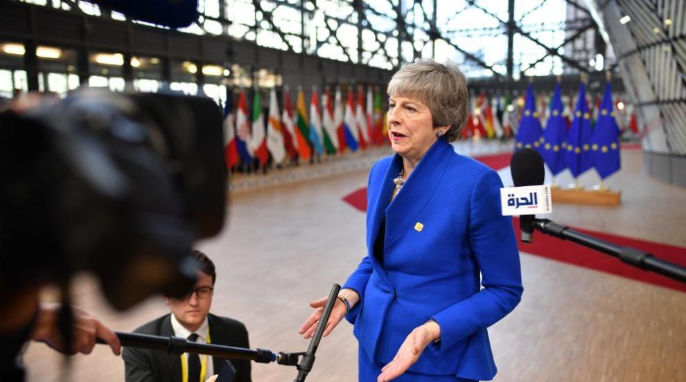 """Мей към депутатите: Погледнете на новото споразумение за Брекзит със """"свеж чифт очи"""""""