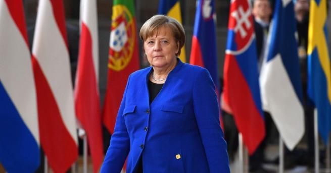 Меркел: Европа трябва да се изправи срещу Китай, Русия и