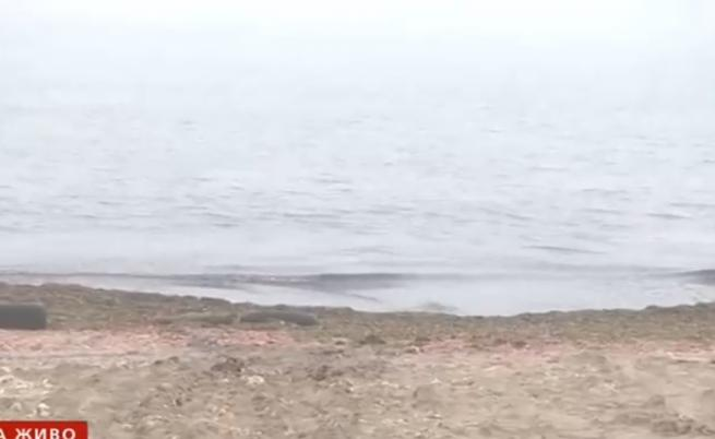 Подозрителен сак изплува в морето край Варна