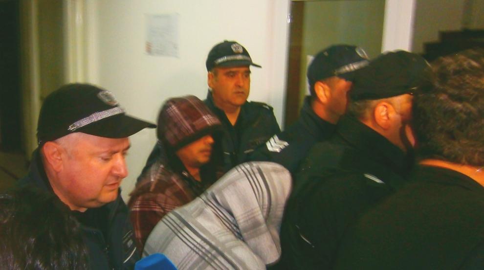 Тримата участници в побоя се изправиха пред съда (ВИДЕО)