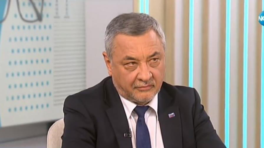 Караянчева: Симеонов може да бъде избран за зам-председател на парламента