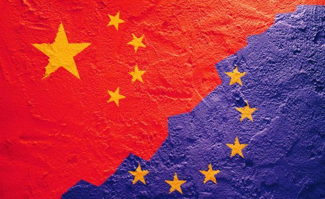 Как Китай купува половин Европа