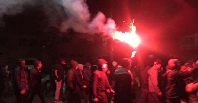 Протестът в Габрово от 12 април Седем лица без документи