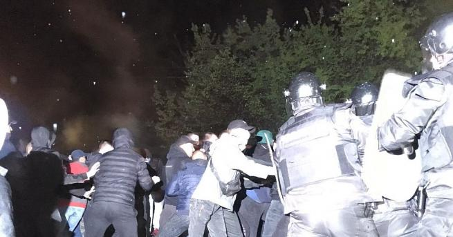 Специализираната полицейска операция в Габрово продължава до неделя, така както