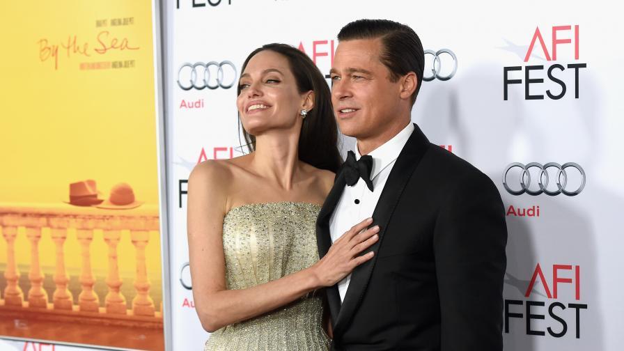 Брад и Джоли с най-скъпия развод на всички времена