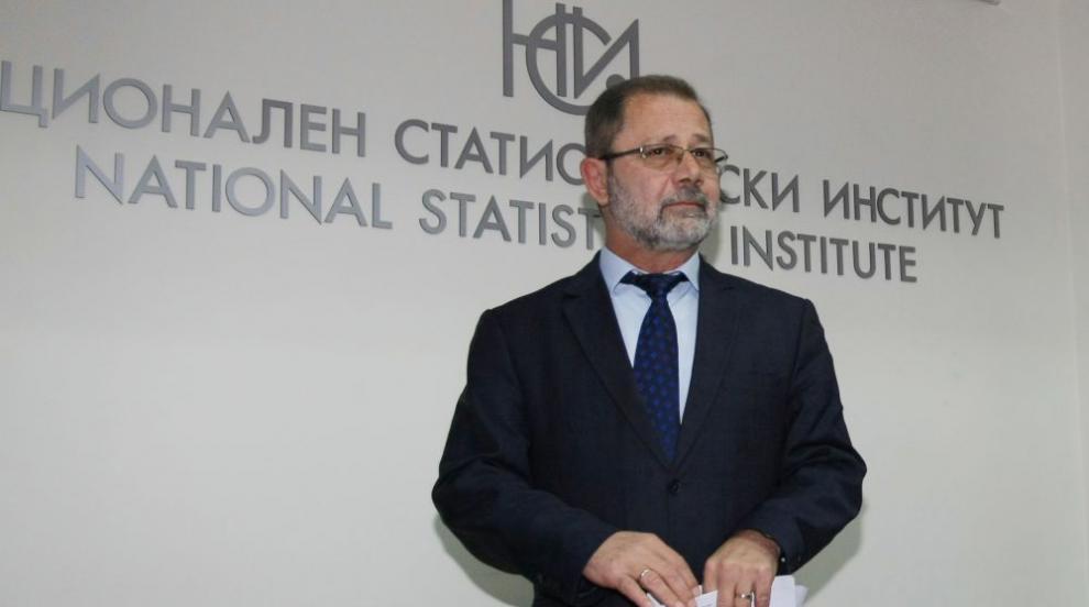 Шефът на статистиката: Не сме разкрасявали данните за вноса