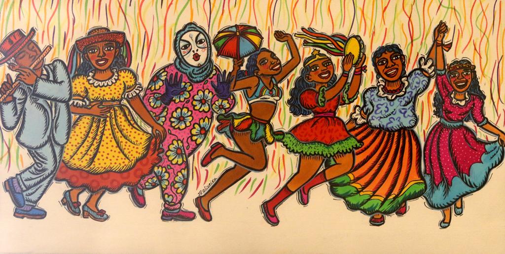 """Животът на Оливейра е не по-малко вълнуващ от творбите му. Докато е в Националната академия за изящни изкуства в Рио де Жанейро, получава стипендия за специалността """"Визуални комуникации"""" във Висшето училище по индустриални изкуства в Будапеща."""