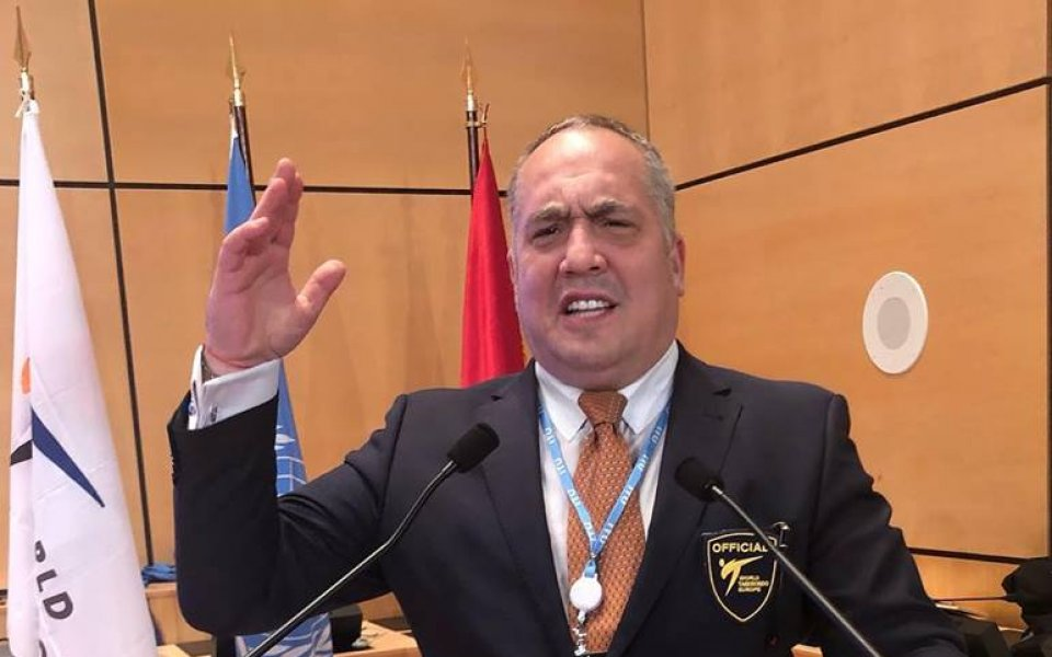 Слави Бинев и таекуондисти обраха овациите в централата на ООН