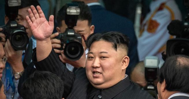 Снимка: Насрочиха дата за среща между Ким Чен-ун и Владимир Путин