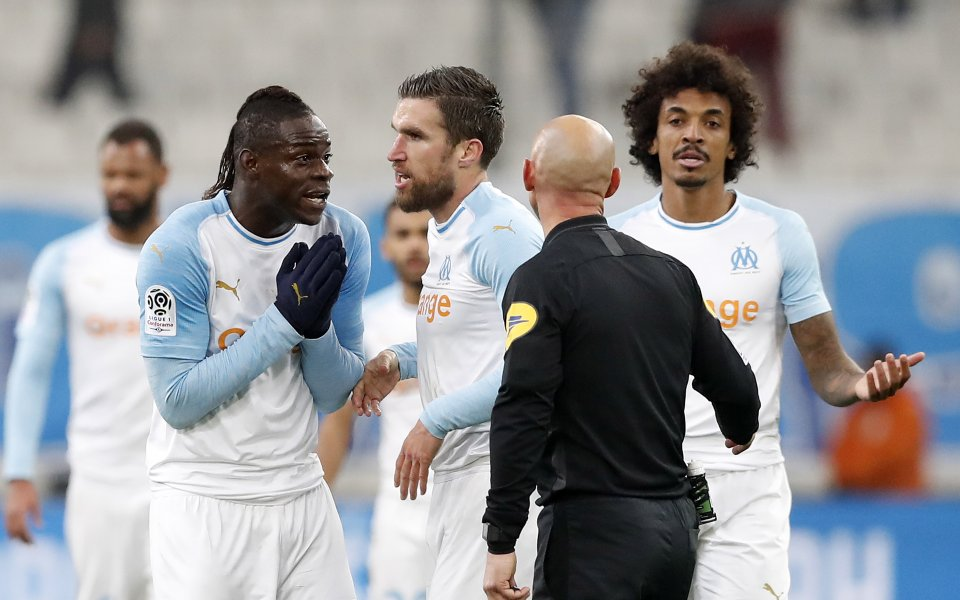 Марсилия се доближи до Шампионската лига след успех над Ним