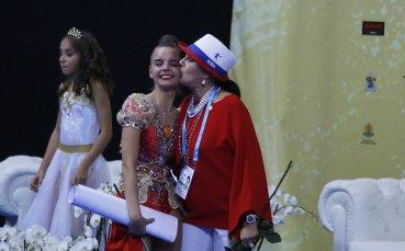 Русия обра златото, но Ирина Винер не е съвсем доволна