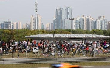 Гран При на Китай отпадна от календара на Ф1 за 2022